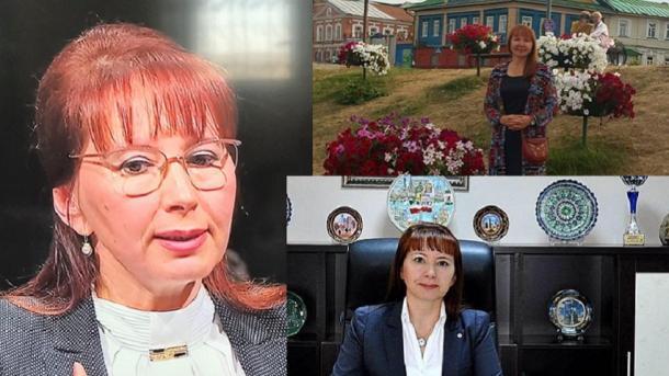 Ramilä Yarullina-Yıldırım | TRT  Tatarça