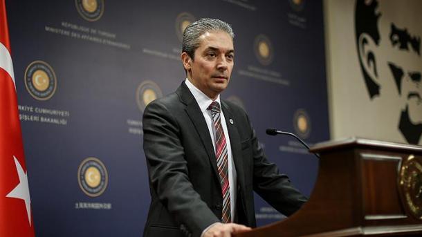 Turqia i përgjigjet SHBA-së: Shën-Sofia, një çështje e punëve tona të brendshme | TRT  Shqip