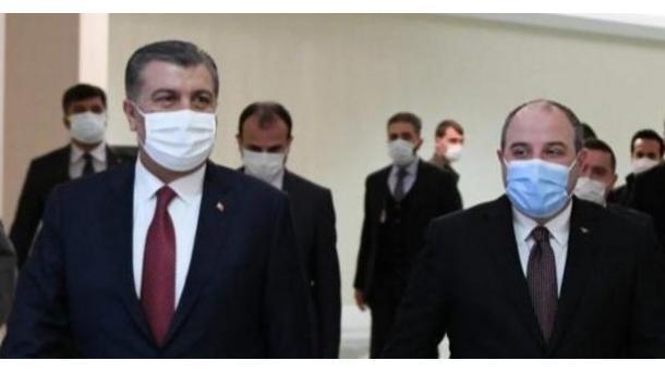 Turqia angazhon të gjitha institucionet për zhvillimin e vaksinës vendore   TRT  Shqip