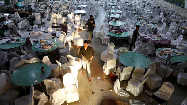 Afganistan – Shumë të vrarë dhe të plagosur nga shpërthimi në një sallë dasmash   TRT  Shqip