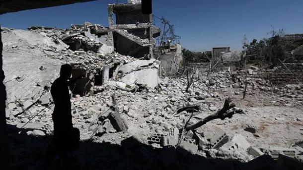 Siri – Një fëmijë humb jetën në sulmet e regjimit të Esadit   TRT  Shqip