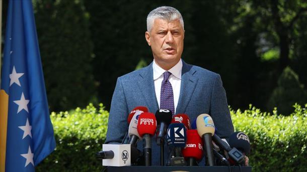 Kosovë – Presidenti Hashim Thaçi jep dorëheqjen pas konfirmimit të aktakuzës ndaj tij | TRT  Shqip