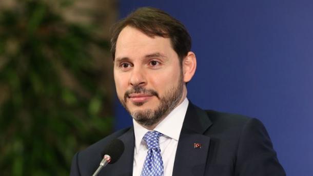 Albayrak: Vazhdojmë rritjen në çdo fushë   TRT  Shqip