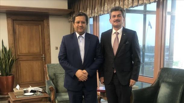 روابط بانکی ترکیه و ایران