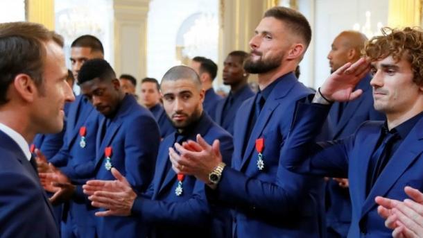 Televizioni francez censuron kombëtaren turke të futbollit | TRT  Shqip