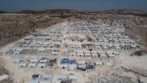 Rumah yang Dibangun Turki untuk Warga Syria Mangsa Perang