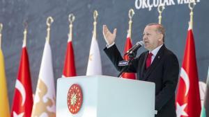 Erdoğan: ''Turki akan Mengambil Haknya Sahaja''