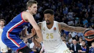 Euro League:  Anadolu Efes - Real Madrid