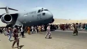 Campur Tangan AS di Afghanistan Digambarkan Sebagai 'Kegagalan'