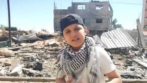 Budak Palestin Menceritakan Penganiayaan Israel dengan Rap