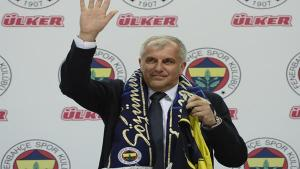 Basket : Zeljko Obradovic quitte officiellement le Fenerbahçe Beko