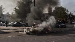 Serangan Armenia Berterusan, Azerbaijan Memberi Kerugian terhadap Tentera Armenia