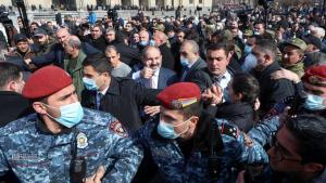 Ketegangan di Armenia