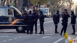 Esplosione a Madrid, 2 morti