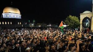 Perincian Serangan Masjid  Aqsa