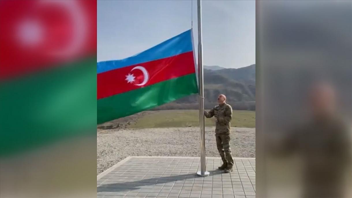 Aliyev posjetio područja oslobođena od Armenije