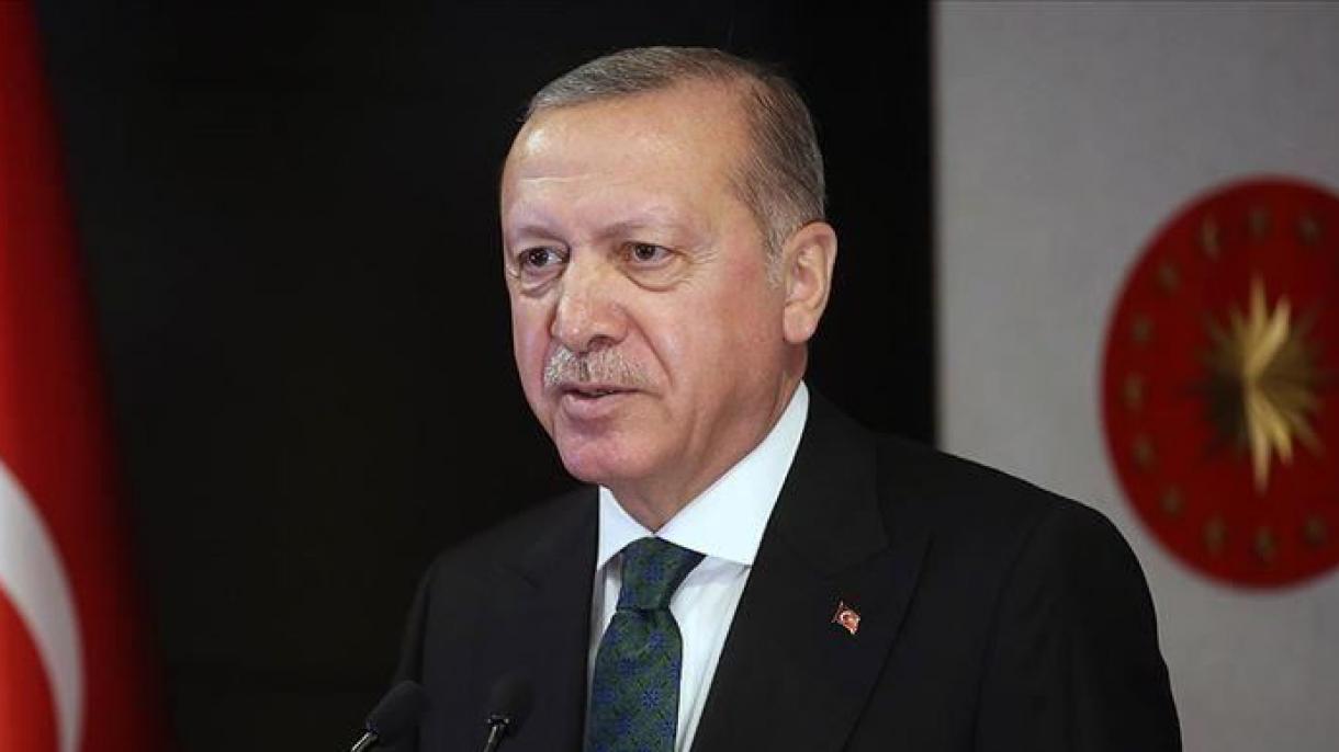 Erdogan: Republika Turska je država čiji korijeni i historija protežu unazad 2.000 godina