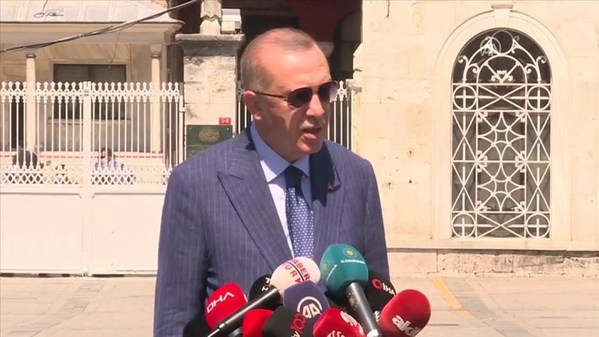 Erdogan: Turska nastavlja s razvojem, rastom i usponom visokog intenziteta i ubuduće