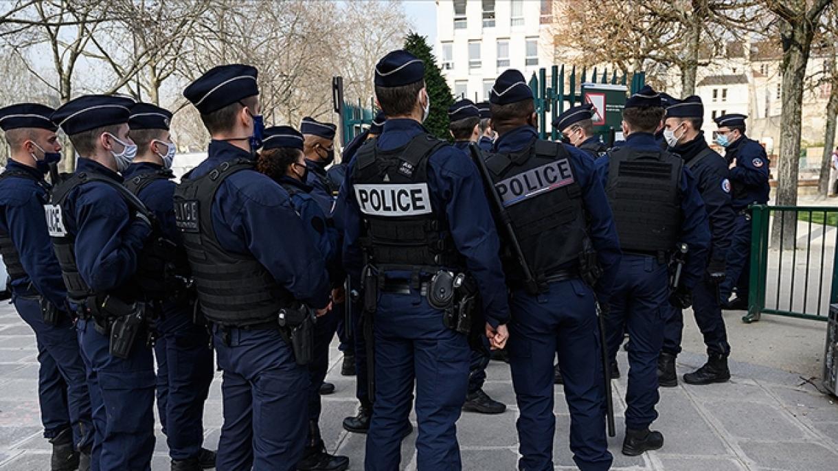 Francuska policija istjerala afganistanske izbjeglice iz Pariza