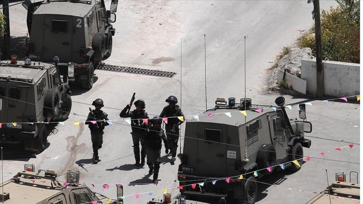 U izraelskim racijama na Zapadnoj obali ubijeno četvero Palestinaca, petero ranjeno