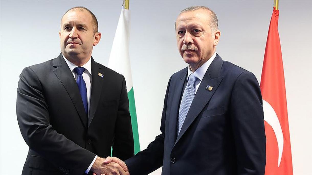 Predsjednik Erdogan se zahvalio predsjedniku Bugarske na solidarnosti