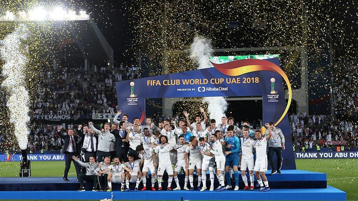 Real Madrid Menjadi Juara Piala Dunia Antarklub FIFA 2018