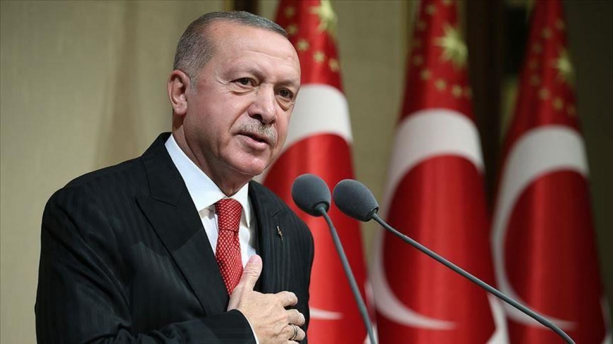 Predsjednik Erdogan čestitao početak Ramazana
