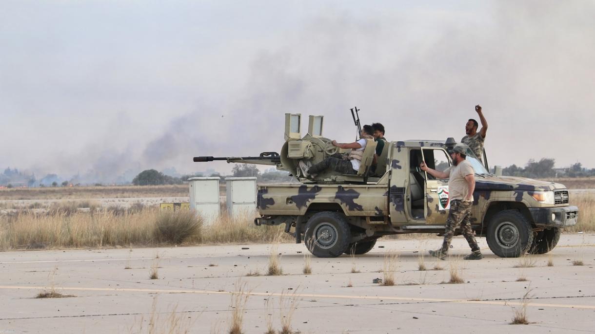 Libijska vojska oslobodila Međunarodni aerodrom u Tripoliju