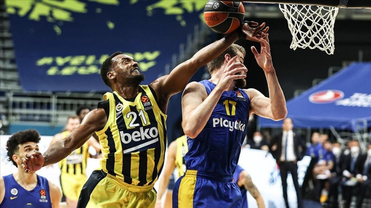 Turkish Airlines EuroLeague: Fenerbahçe Beko: 82 Maccabi Playtika: 75
