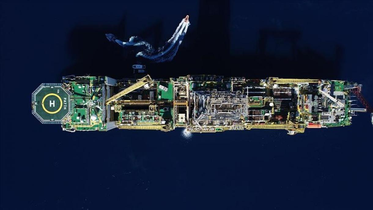 Financial Times Mengevaluasi Gas Asli yang Ditemui Turki di Laut Hitam