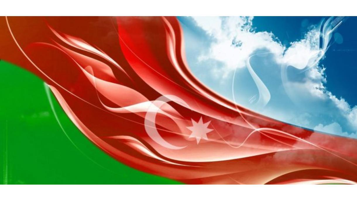 9 Noyabr Azərbaycan Dovlət Bayragi Gunudur