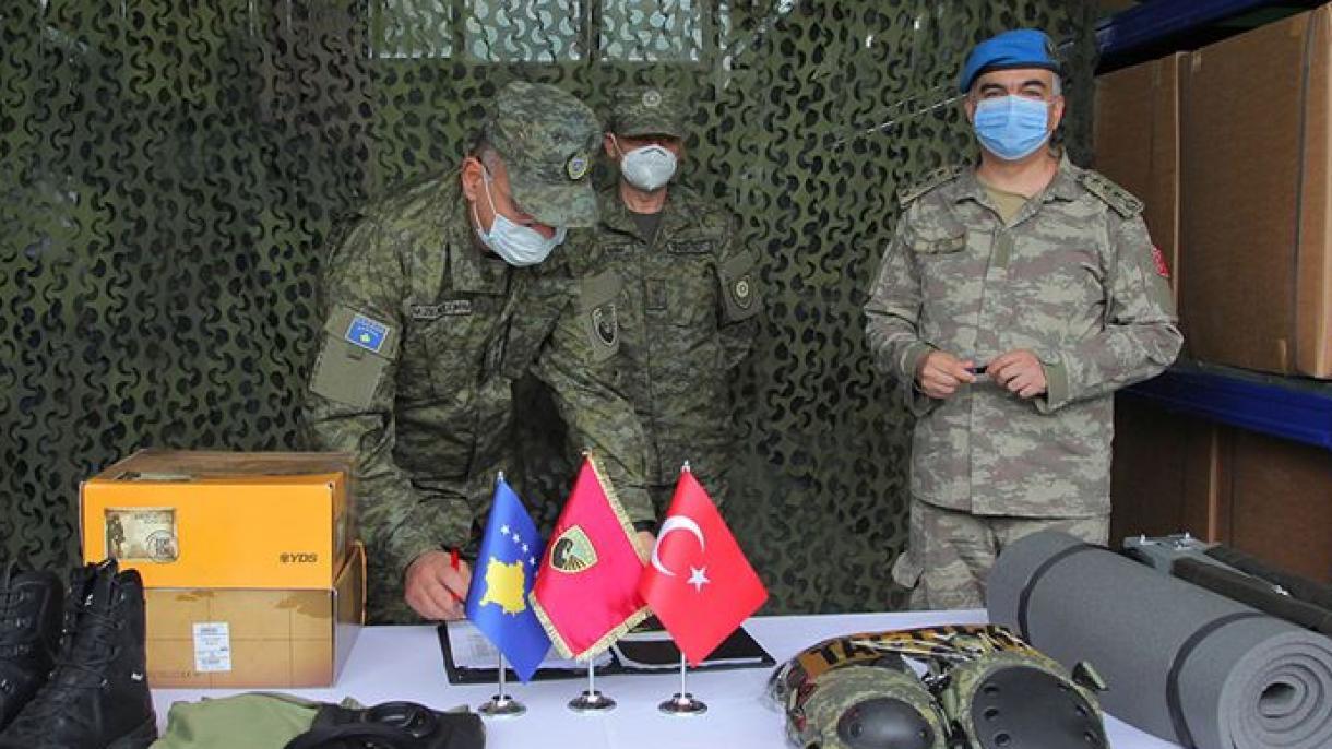 Turska donirala tehničku opremu Kosovskim snagama sigurnosti