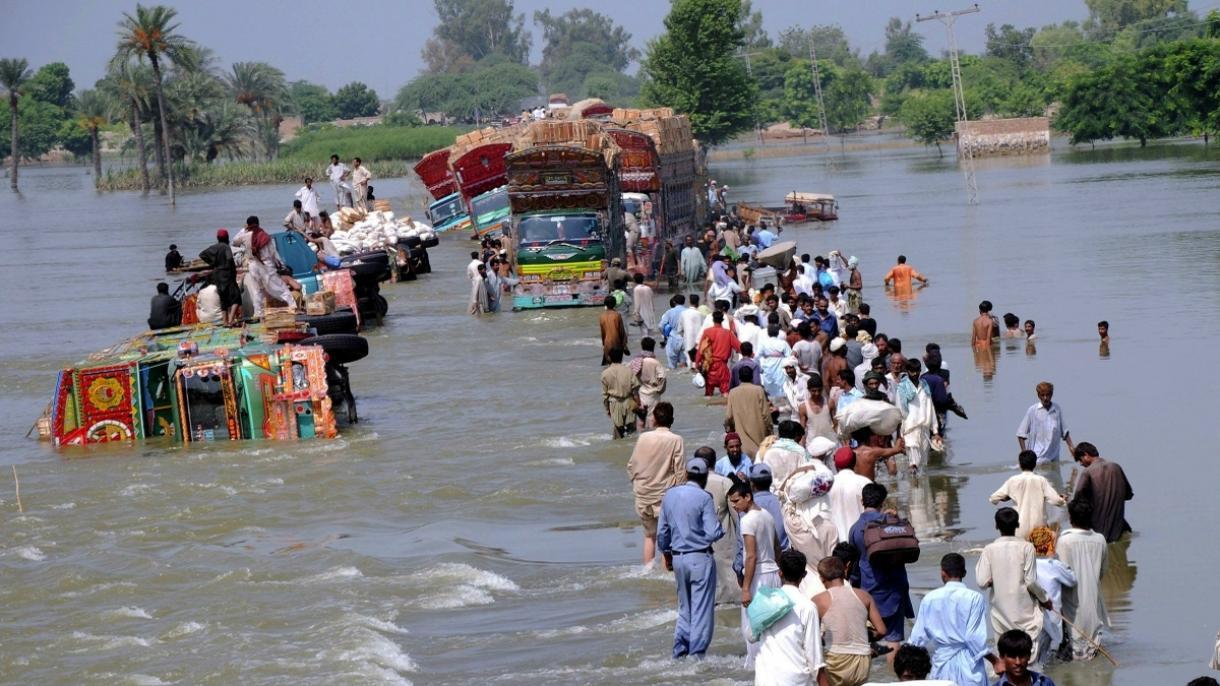 Bencana Banjir di Pakistan, 24 Orang Terbunuh