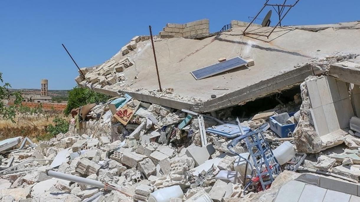U napadu Assadovih snaga na Idlib poginulo pet civila