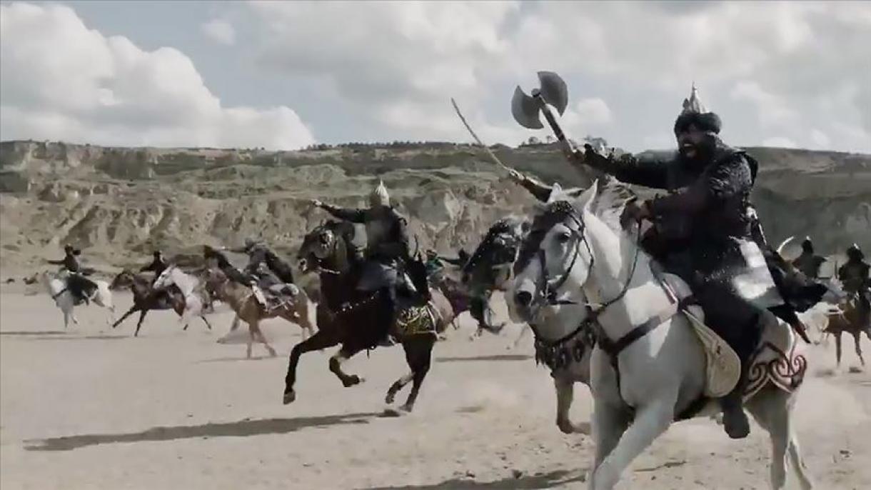 """Turska radio- televizija počinje sa emitovanjem serije """"Buđenje velikog Seldžučkog carstva"""""""