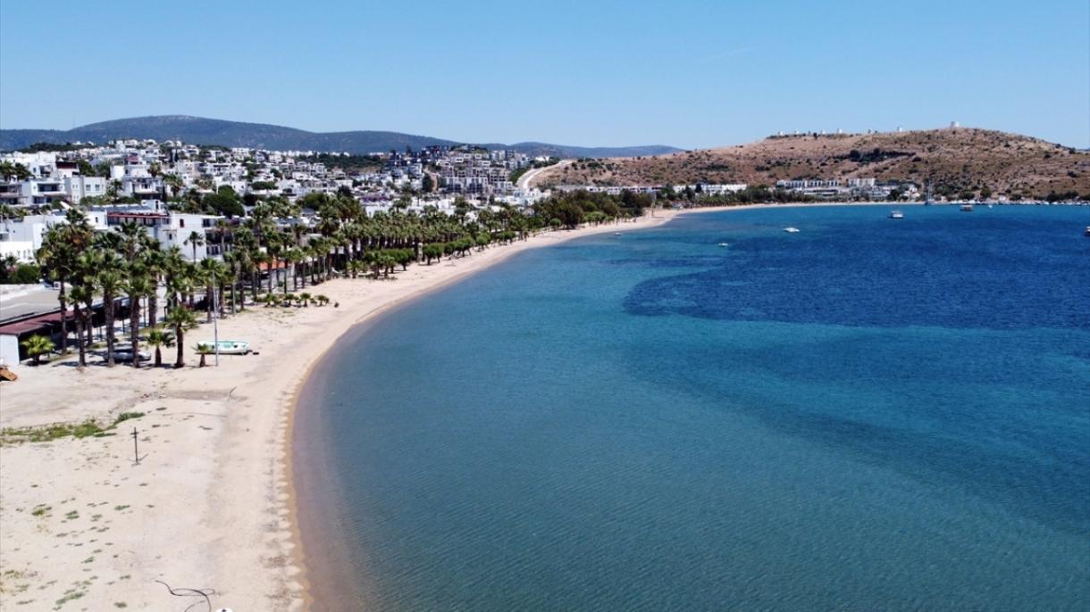 Você sabia que a Turquia tem 486 praias com bandeira azul?