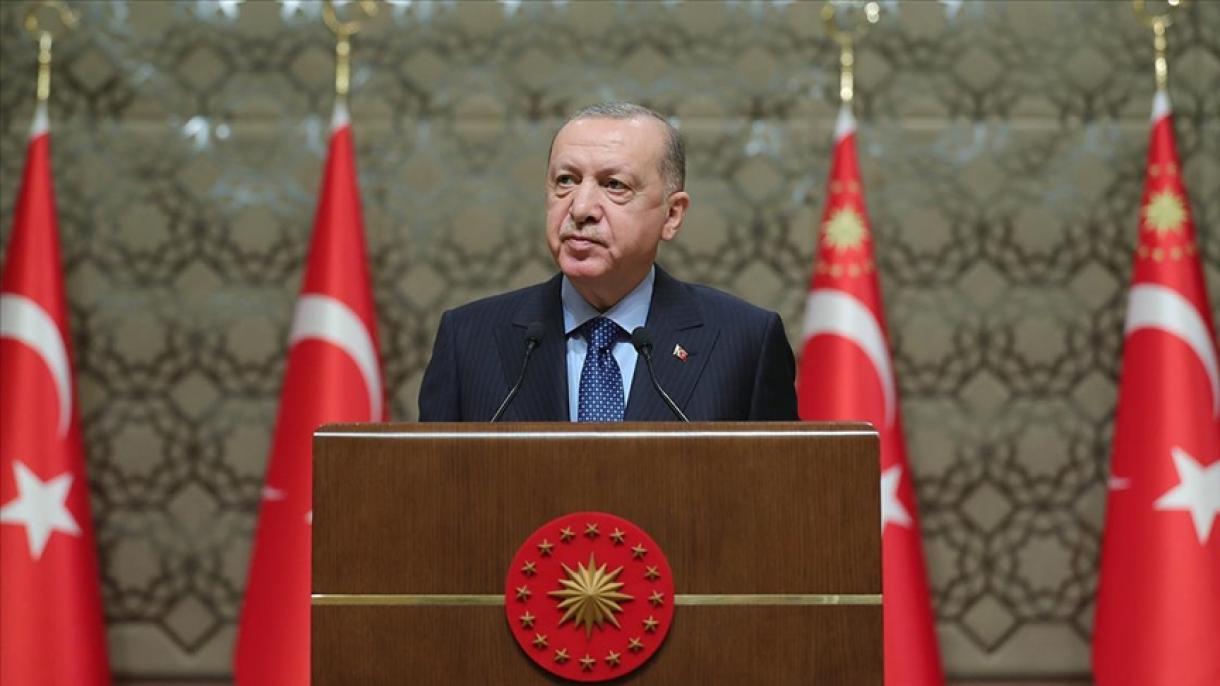 Erdogan: Čanakkale predstavlja veličanstveni ep naših herojskih predaka