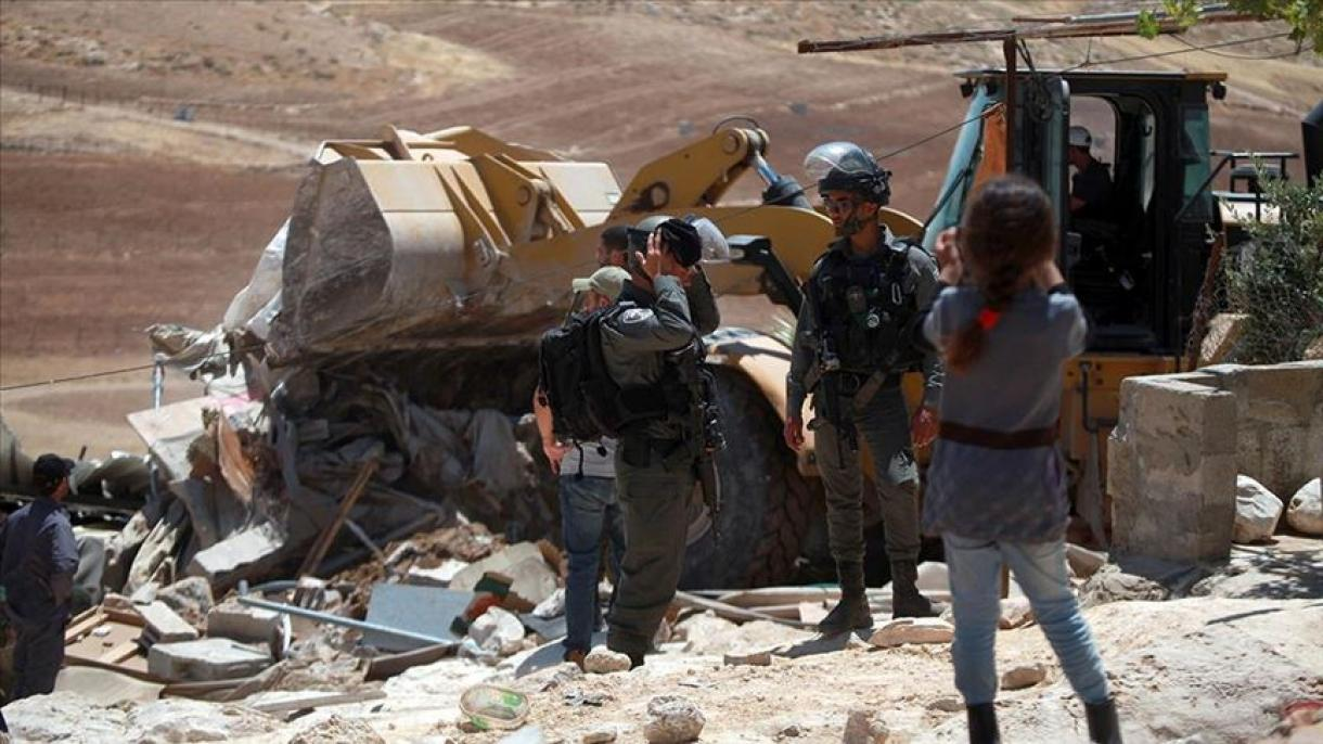 Izraelske snage srušile dom palestinske porodice sa osmoro djece