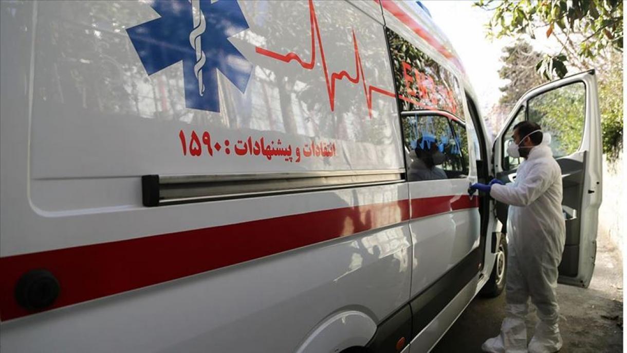 وخامت اوضاع در بیمارستان های ايران در بحبوبه کرونا