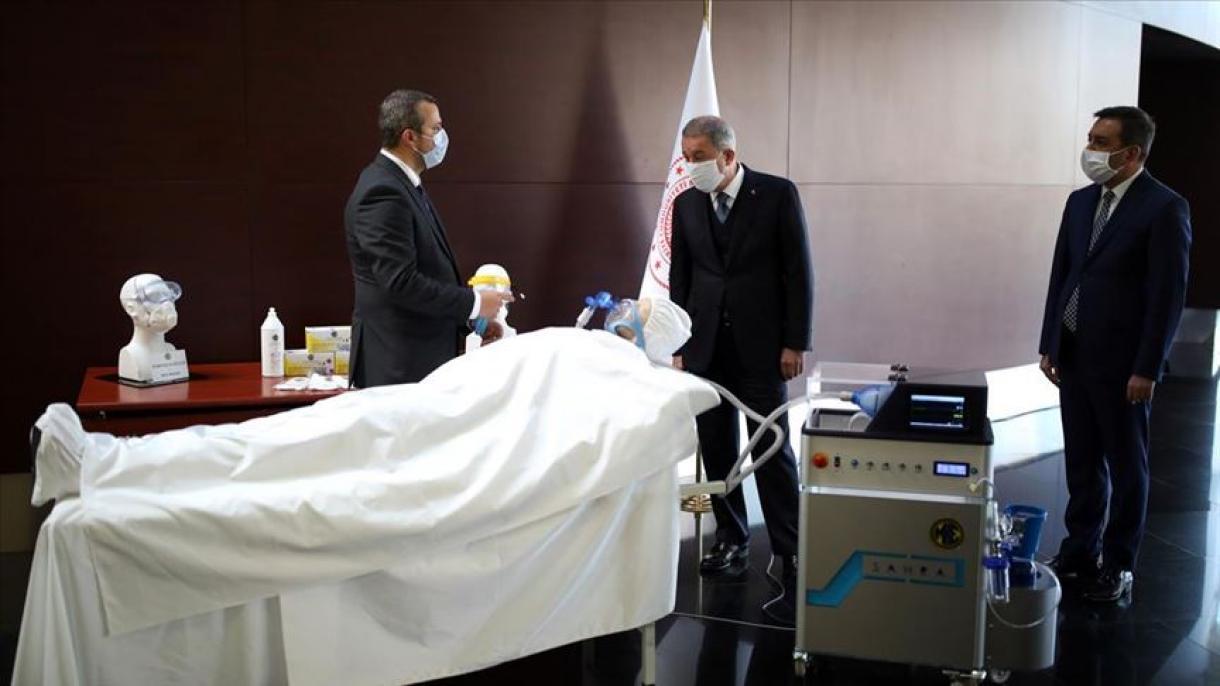 La Turquiefabrique un respirateur artificiel par des moyens entièrement nationaux (ministre)