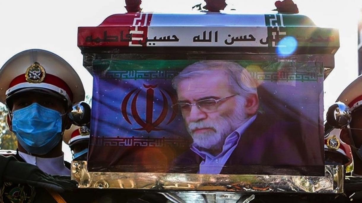 ایرانی نکلیئر سائنسدان کو قتل کرنے والا مسلح افواج کا ایک رکن تھا، ایرانی وزیر برائے خفیہ معلومات