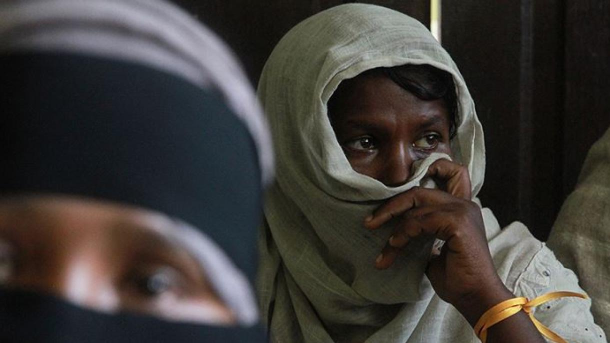 Indonesia, ' Umat Muslim Arakan Berada Dilaut Selama 7 Bulan'