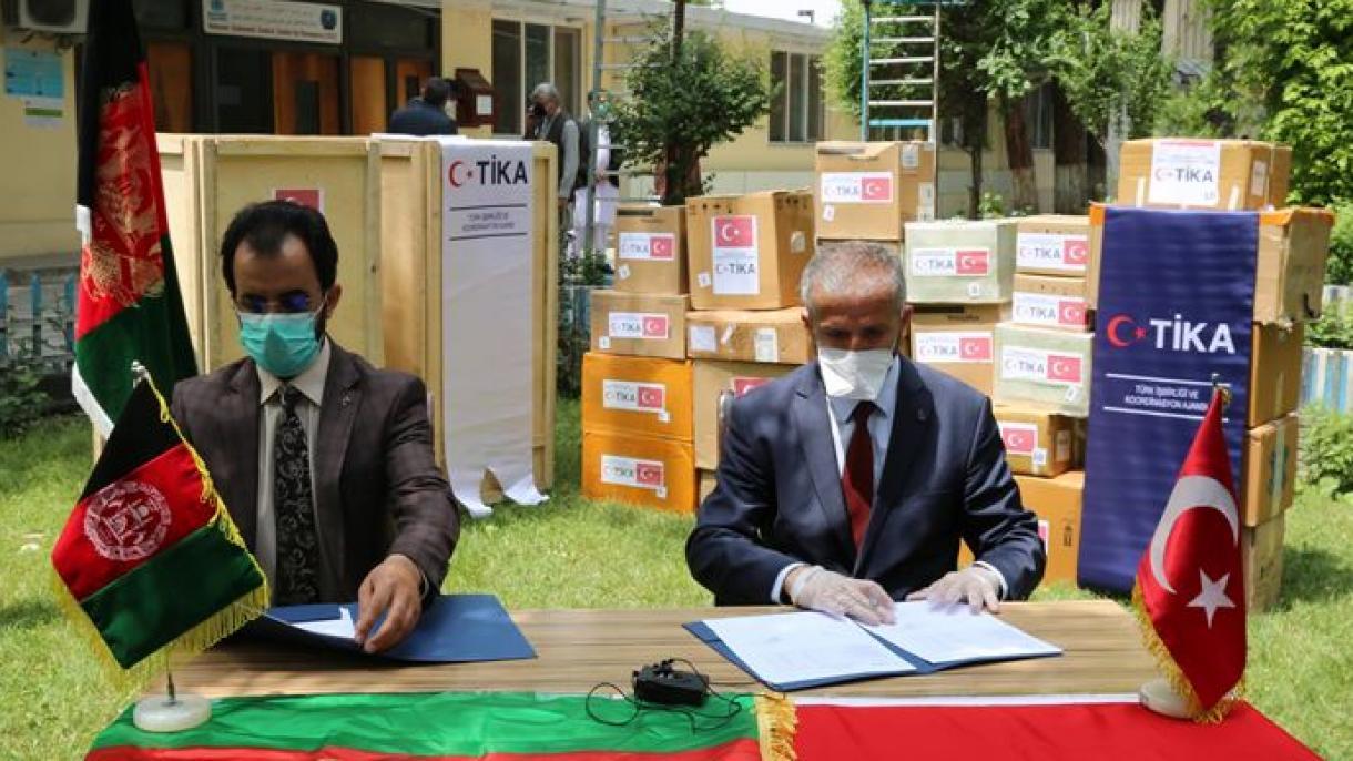 U Afganistan stigla pošiljka medicinske opreme iz Turske