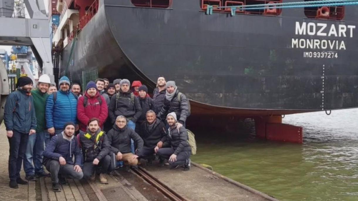 Turska spasila svoje mornare koji su oteli pirati u vodama Nigerije