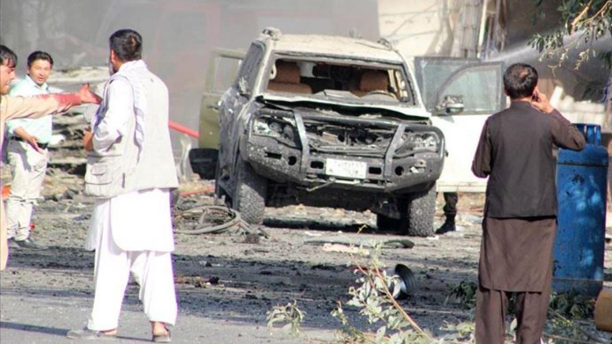 Afghanistan, Naib Presiden Selamat Dari Letupan Bom