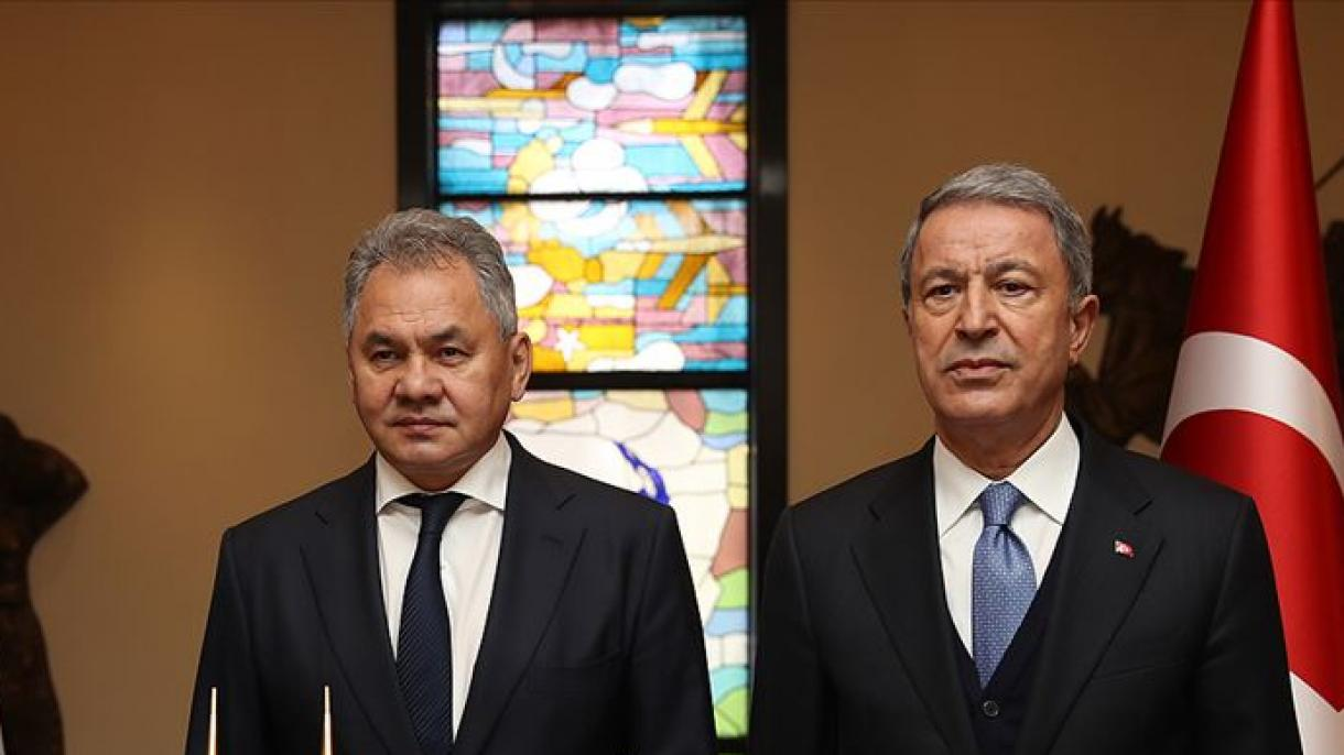 Akar razgovarao sa Shoyguom: Jermenija se treba povući s okupirane teritorije Azerbejdžana