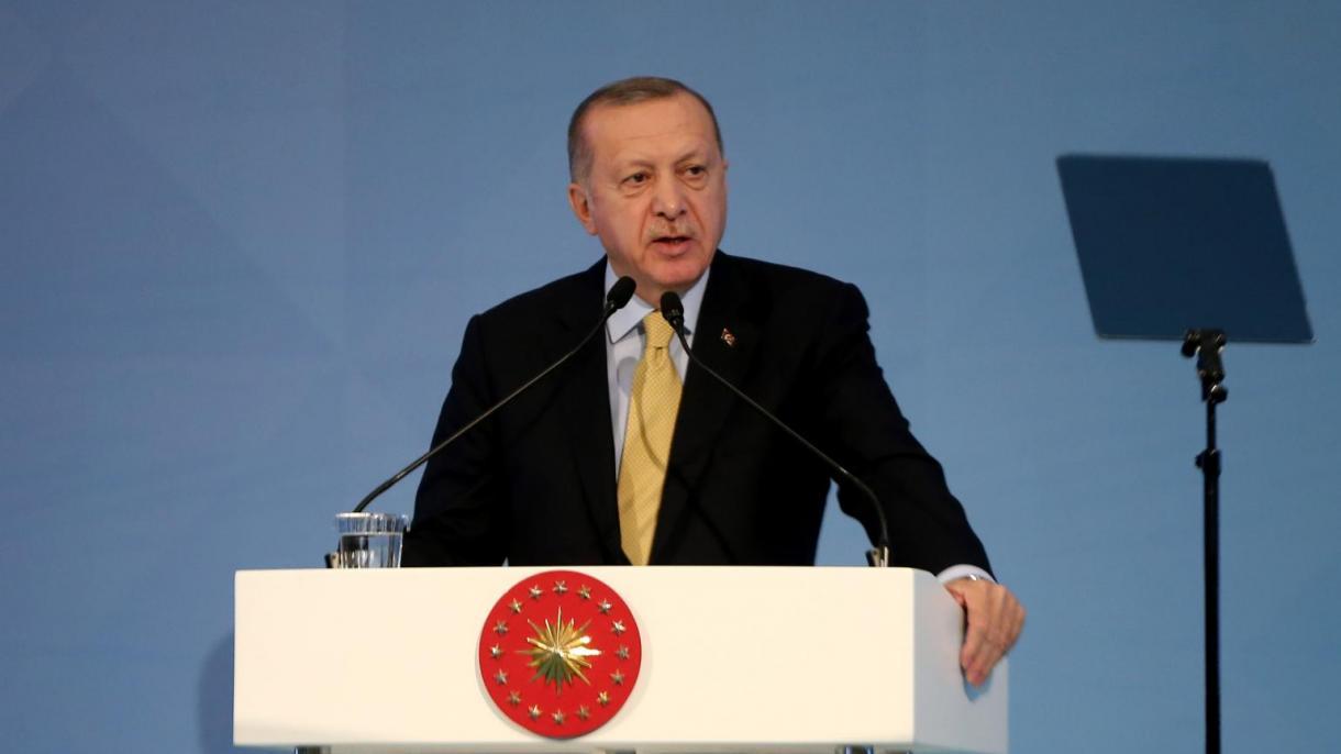 Le Président turc, Erdogan appelle à réagir à l'attribution du prix Nobel à l'auteur Handke