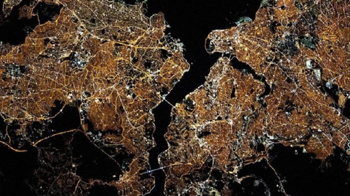 NASA: Hej Istanbule, sijaš!