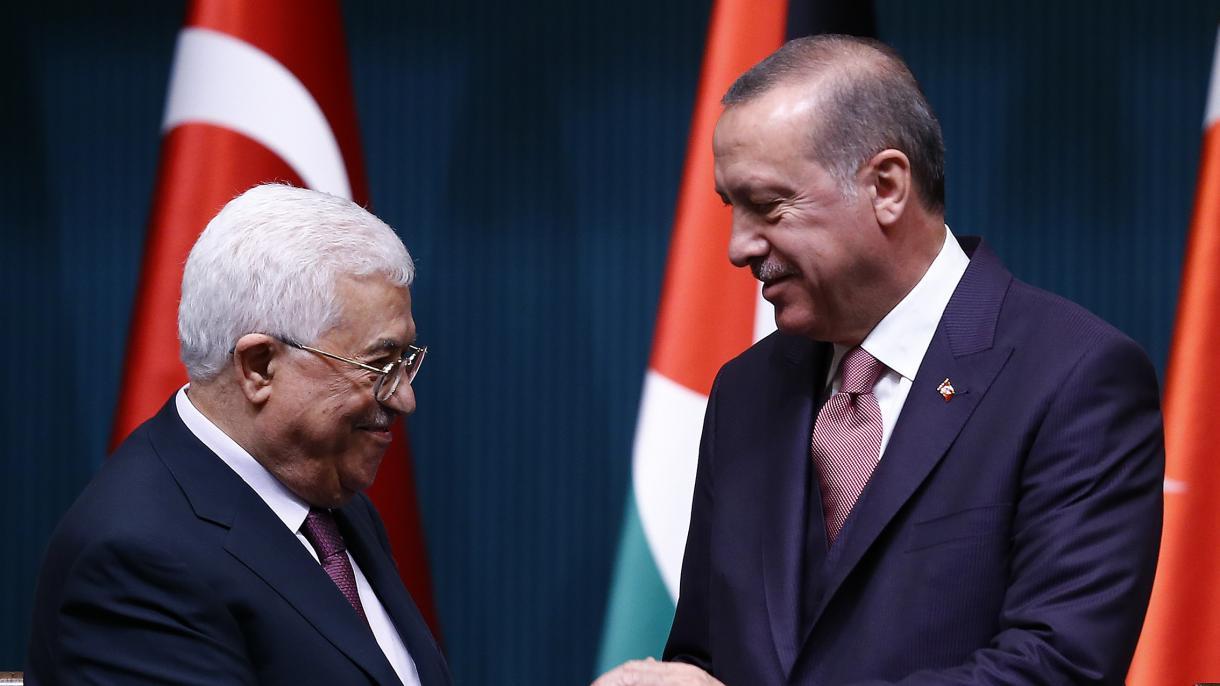 Mahmoud Abbas: ''Kejayaan Turki adalah Kejayaan Palestin''