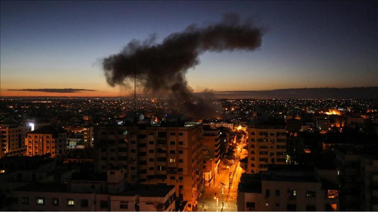 Izraelski borbeni avioni bombardovali Pojas Gaze